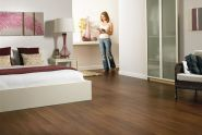 Amtico Spacia Walnut Chocolate - © Amtico