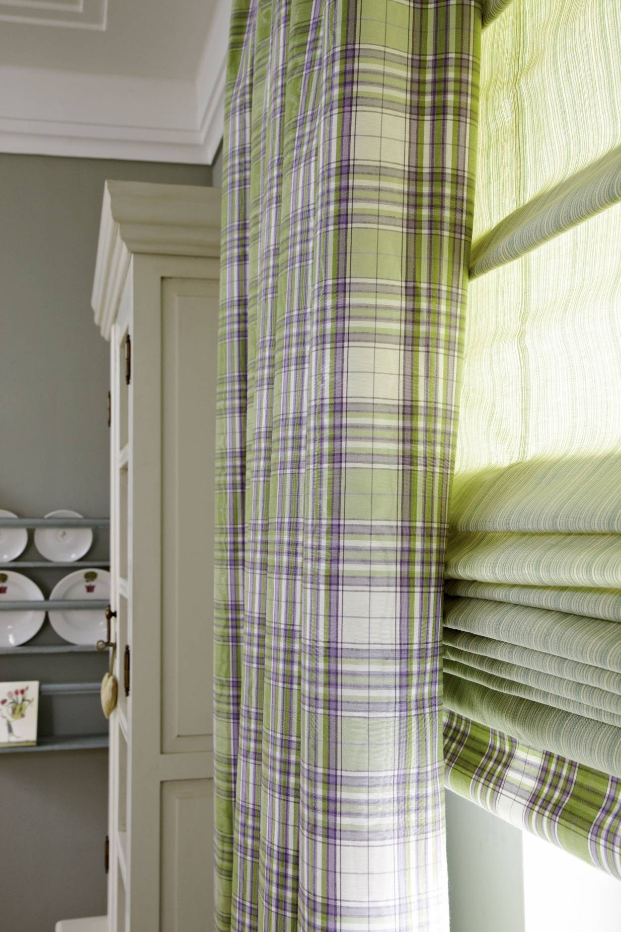 vorh nge dekovorh nge pliss evorh nge vonesch innendekoration. Black Bedroom Furniture Sets. Home Design Ideas